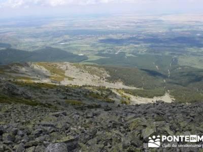 Senderismo Sierra de Guadarrama - Mujer Muerta; actividades turismo; escapada fin de semana